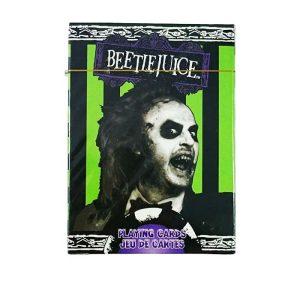 Baraja Beetlejuice - El Reino de la Pesadilla.