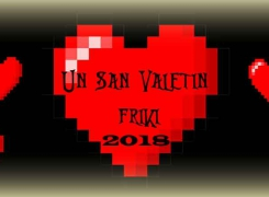 San Valentín Friki 2018