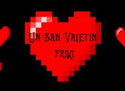 Un San Valentín Friki