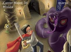 Friki Potter y el Sushi Secreto!!!