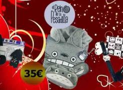 Packs especiales de Star Wars, Totoro y Pesadilla antes de Navidad para regalar en Navidad y Reyes